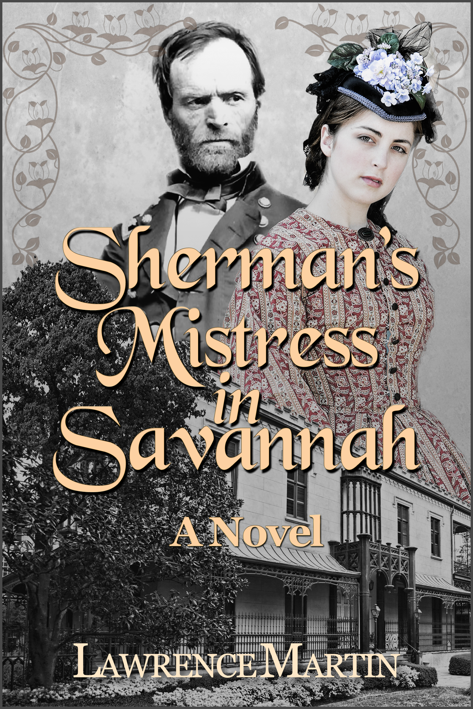 Sherman's Mistress in Savannah></a> </center>    </div><!-- End branding -->  <div id=