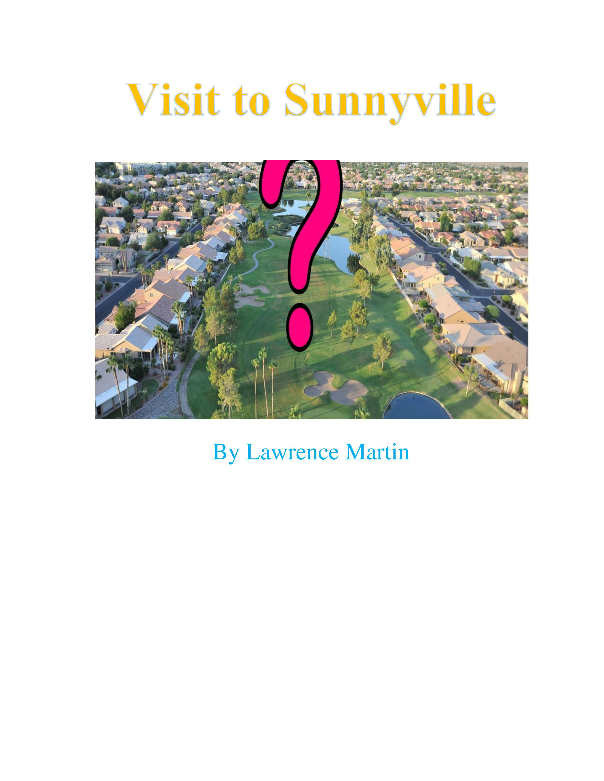 Sunnyville Cover