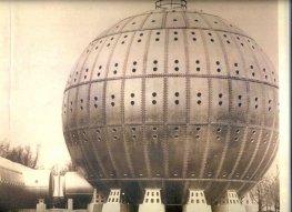 Hyperbaric chamber, Cleveland, Timken, Cunningham Sanitarium, Timken